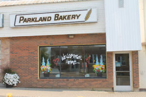Parkland Bakery in Roblin MB!