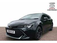 2021 Toyota COROLLA TOURING SPORT 2.0 VVT-i Hybrid GR Sport 5dr CVT Auto Estate