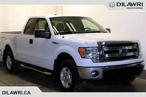"2014 Ford F150 4x4 - Supercab XLT- 163"" WB"