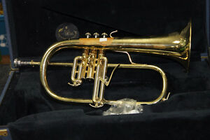 flugel horn challenger made in germany