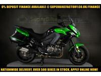 2017 17 KAWASAKI VERSYS 1000 BHF 1000CC 0% DEPOSIT FINANCE AVAILABLE