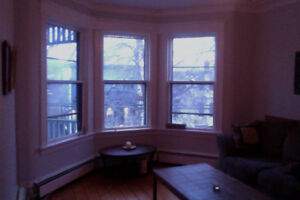 Roommate in Spacious 2 Person North End Apt Dec/Jan