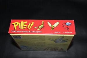 """""""Pile It"""" game for age 6+ complete   Learning game Kingston Kingston Area image 6"""