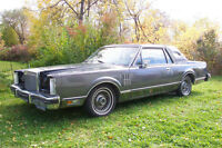 1981 Lincoln Givenchy