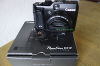 Canon G1X with less than 300 shots NEW CONDITION