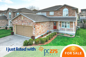 128 Meadowoak Crescent – For Sale by PC275 Realty