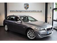 2013 13 BMW 5 SERIES 2.0 520D SE TOURING 5DR AUTO 181 BHP DIESEL