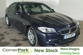 2013 BMW 5 SERIES 520D M SPORT SALOON DIESEL