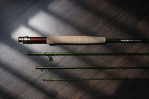 "Sage TCX Fly Fishing Rod 9ft-4-Piece 6 Weight in ""New Condition"""