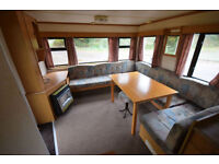 1999 Cosalt Resort 36x10 Static Caravan with 3 beds & heating | ON or OFF SITE