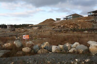 3/4 ACRE CORNER BUILDING LOT IN MARINA SHORES, HOLYROOD