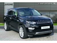 2018 Land Rover Discovery Sport SD4 HSE LUXURY Auto Estate Diesel Automatic