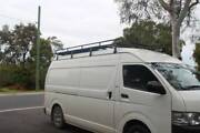 Tradesman's Commercial Max Van Roof Rack (Toyota Hiace) Mount Eliza Mornington Peninsula Preview