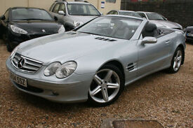 Mercedes-Benz 3.7 auto SL350+F/S/H+AMG BODYSTLYING+ALLOYS