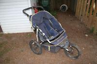 Schwinn double stroller