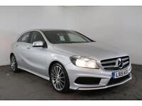 2015 15 MERCEDES-BENZ A CLASS 1.5 A180 CDI BLUEEFFICIENCY AMG SPORT 5D 109 BHP D