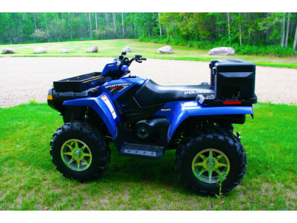 Used 2008 Polaris Sportsman EFI HO