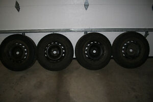 Used Tires on 16-Inch Rims