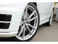 2016 Volkswagen Golf 2.0 R 5d 298 BHP-UPGRADE 19 inch PRETORIA ALLOY WHEELS-BLUE