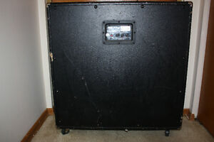 Crate 4X12 cabinet