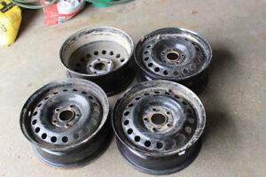 Rims from Mazda 3
