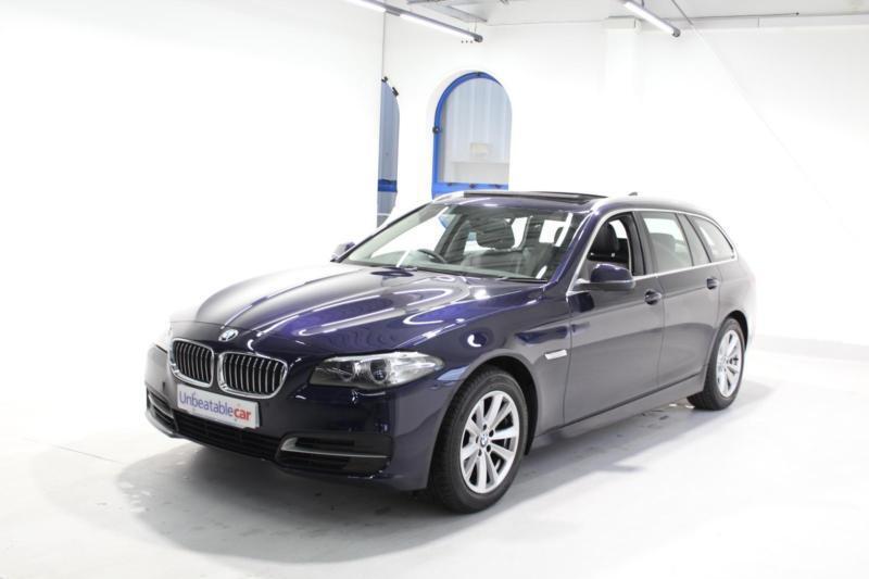 2014 BMW 5 SERIES 520d SE 5dr Step Auto