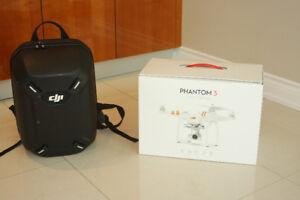 *** S O L D ***.  DJI Phantom 3 Professional Drone