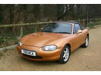 Very Genuine MAZDA MX 5 done 103652 Miles with NEW MOT and SERVICE HISTORY