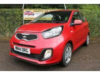 2014 Kia Picanto 1.0 1 3DR 3 door Hatchback