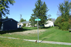 Residential building lot in Pilot Mound