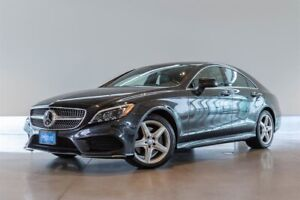 2016 Mercedes Benz CLS400 4MATIC Coupe