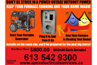 Furnace-Generator-Transfer-Switch