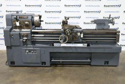 Whacheon Webb Wl-435 17 X 59 Gap Bed Engine Lathe