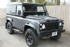 1990 H Land Rover Defender 90 2.5 T/D 4x4 STUNNING MUST SEE MAY P/X
