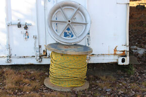 Electrical----Greenlee Rope /shieve