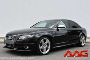 2010 Audi S4 ONLY 55,000KM!! Bang & Olufsen