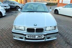 1996 N BMW M3 3.2 M3 E36 EVOLUTION 2D 316 BHP FSH MANUAL COUPE COLLECTORS CAR