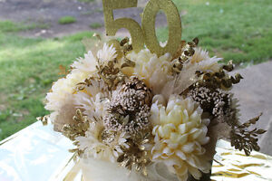 Decoration for 50th Wedding Anniversary best offer London Ontario image 4