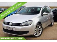 2010 10 VOLKSWAGEN GOLF 1.4 TSI PETROL AUTOMATIC 1 OWNER + FULL SERVICE HISTORY
