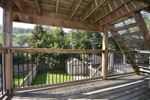1 Bdrm - ALL INCLUSIVE w Internet and TWO Tandem parking spots!