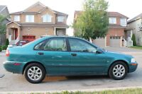 2001 Volvo S40 - Certified and e-tested