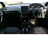2017 Peugeot 2008 1.2 PureTech Allure 5dr Hatchback Petrol Manual