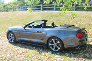 2016 Ford Mustang Convertible, Automatic V6