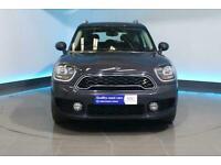 2019 MINI Countryman 1.5 7.6kWh Cooper SE Auto ALL4 (s/s) 5dr SUV Petrol Plug-in