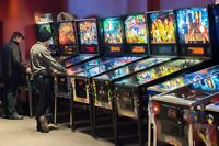 PINBALL  MACHINES FOR THE WHOLE FAMILY