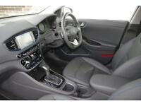 2017 Hyundai Ioniq 1.6 GDi (105ps) Premium SE Plug-in Hybrid PETROL/ELECTRIC w
