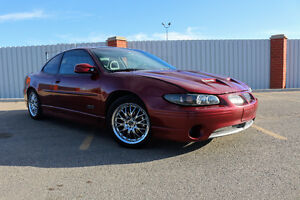 2001 Pontiac Grand Prix GTP Coupe (Supercharged)