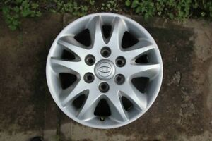 17 Inch Aluminum Rims in great condition