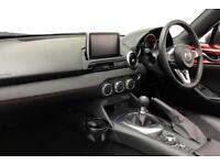 2015 Mazda MX-5 Mx-5 Convertible Sport Nav Petrol red Manual