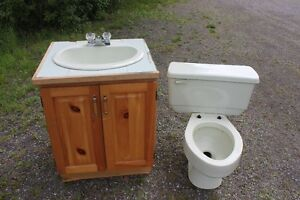 REDUCED!!! - American Standard Toilet, Basin